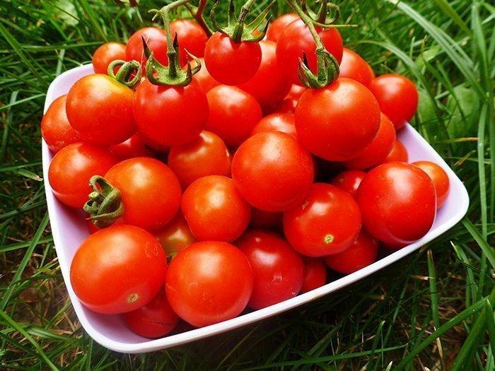 Почему помидор считают самым полезным овощем: 6 уникальных свойств новые фото