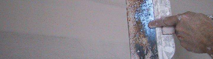 Как выровнять стены с большим перепадом
