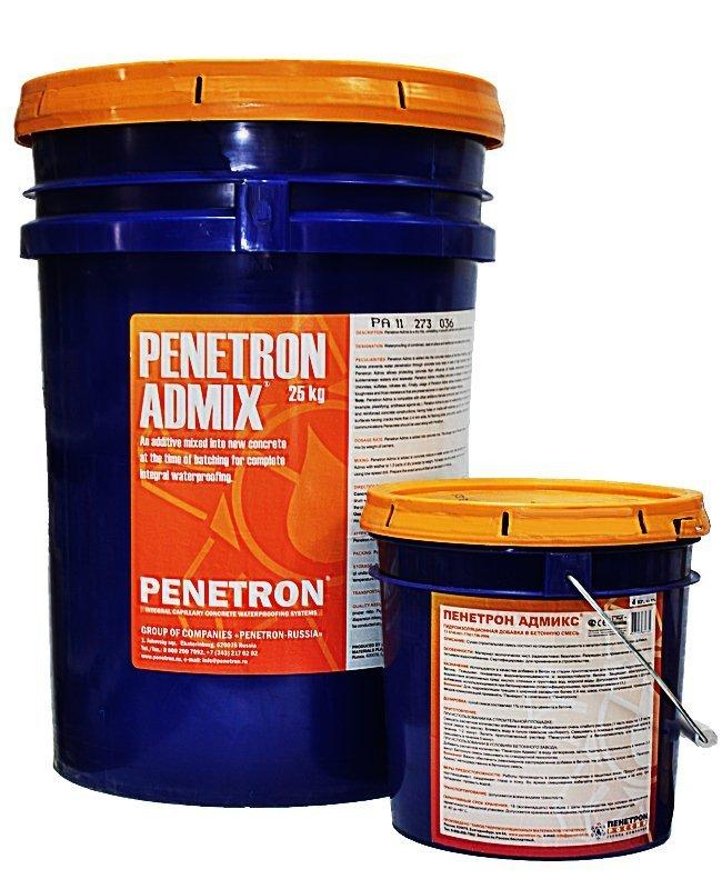 Гидротехнические добавки для бетона