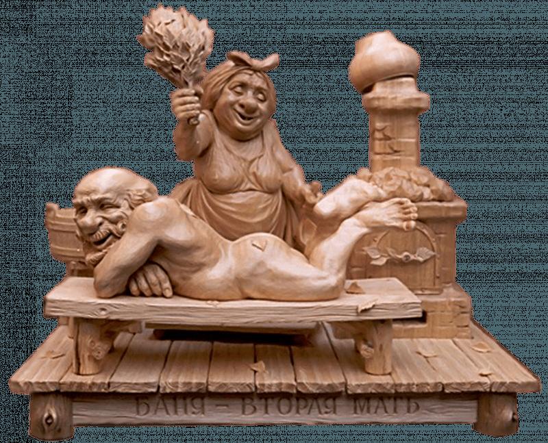 Печь для бани из кирпича с баком своими руками