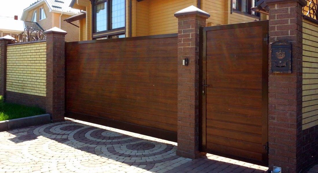Как сделать автоматические Въездные и гаражные ворота Инструкция