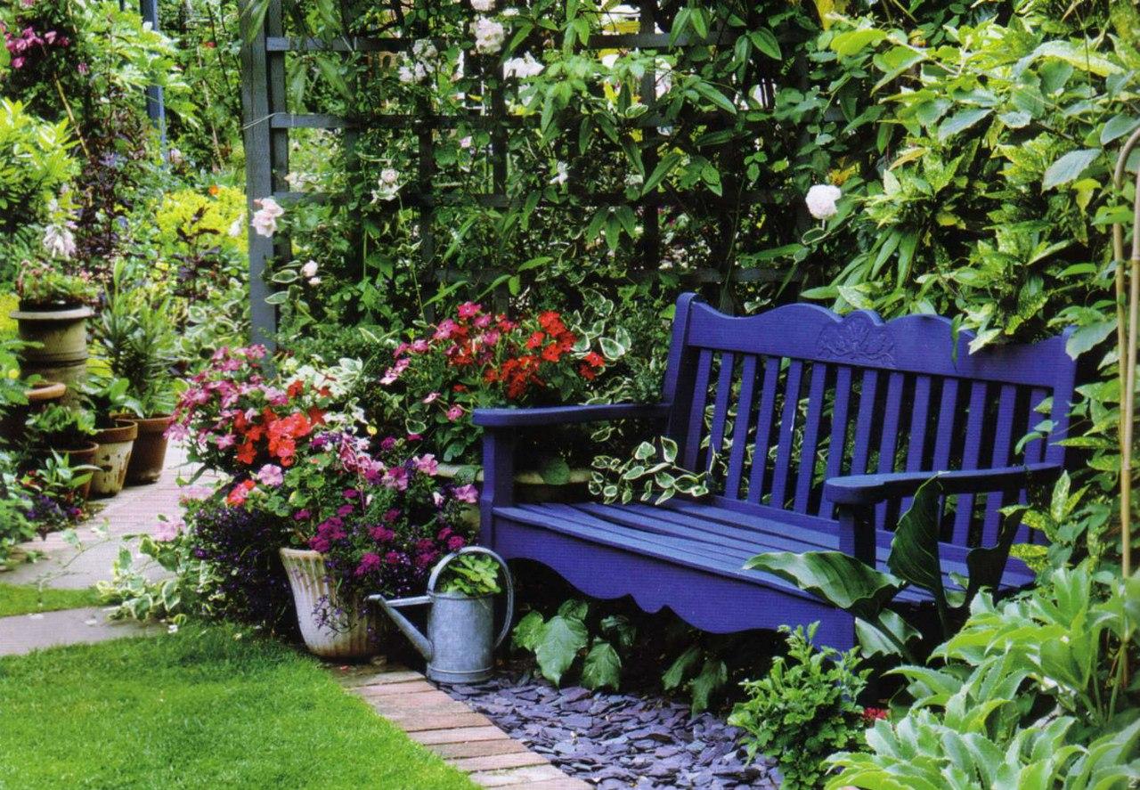 Как сделать огород удобным 226
