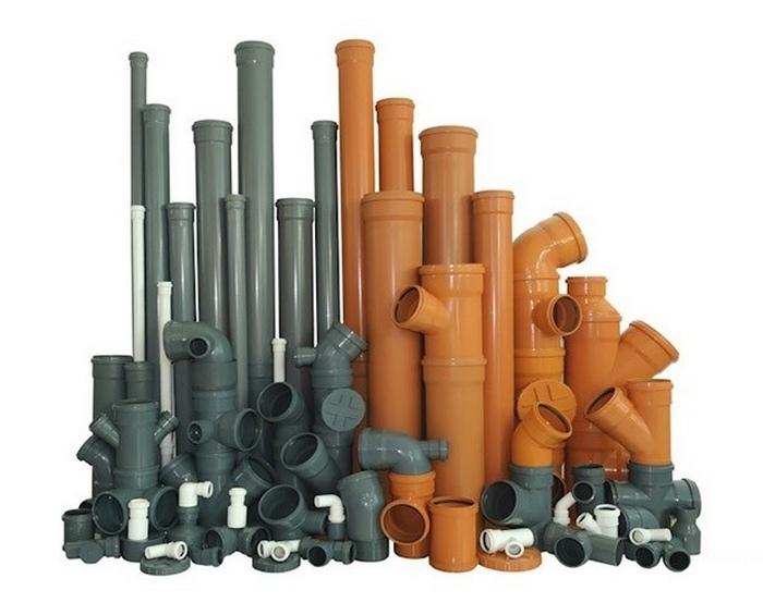 ПВХ-трубы для канализации