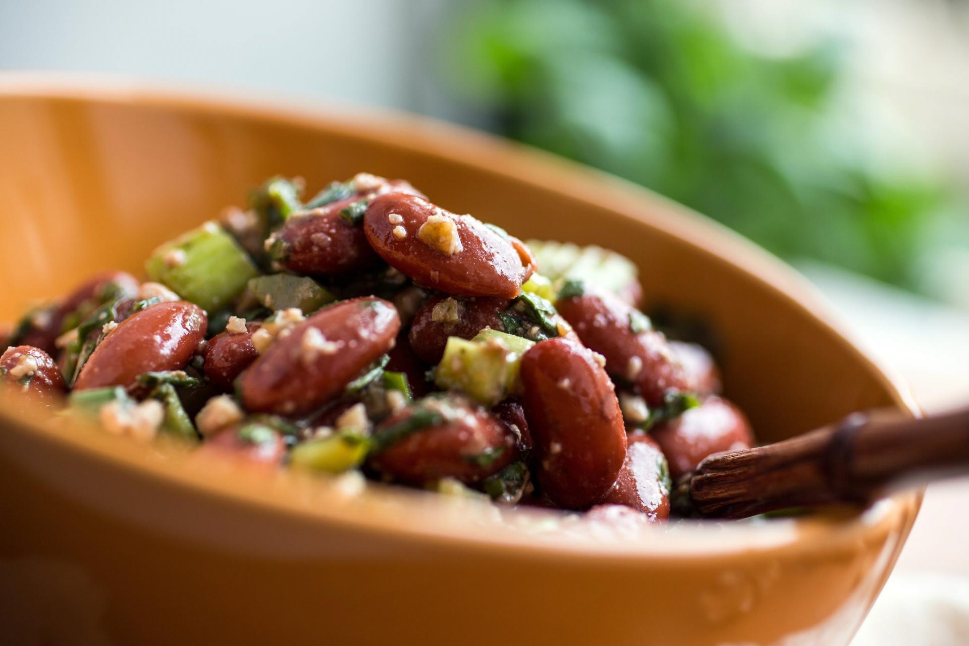 Блюда из красной фасоли рецепты с фото