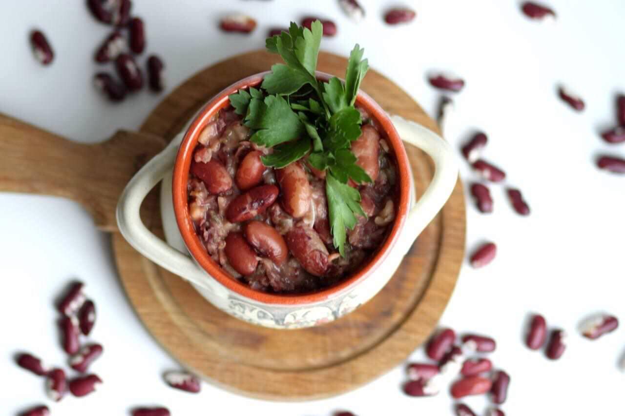 Лобио - классический рецепт
