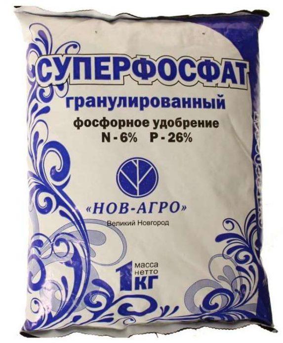 Упаковка суперфосфата