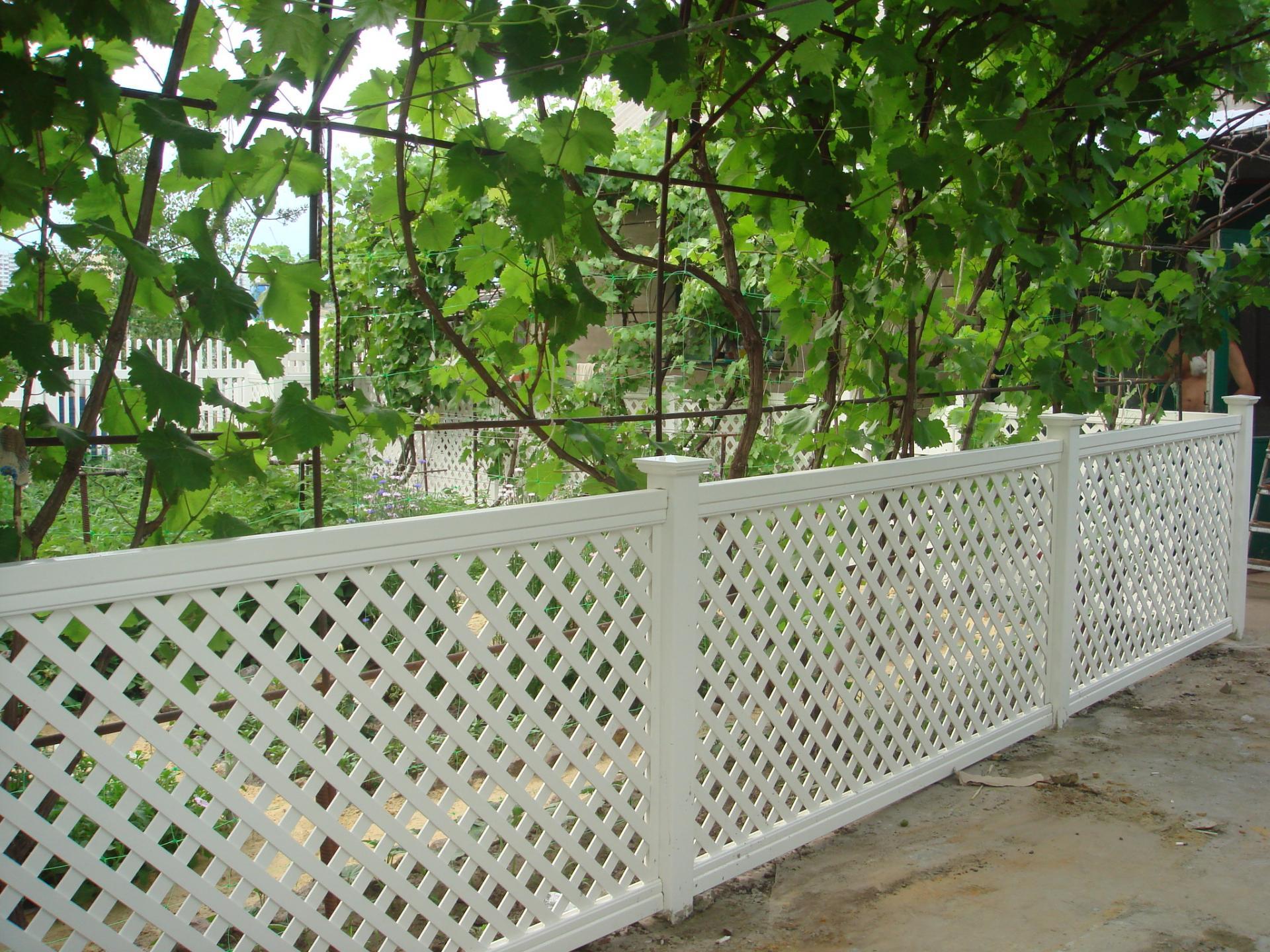 Забор для палисадников своими руками фото 871