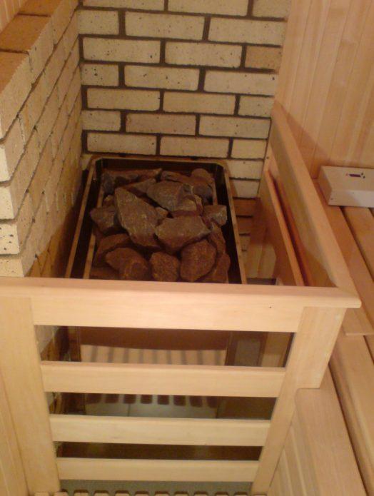 Меры пожаробезопасности в бане