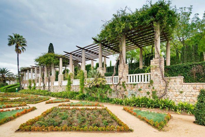 Сад в древней Греции